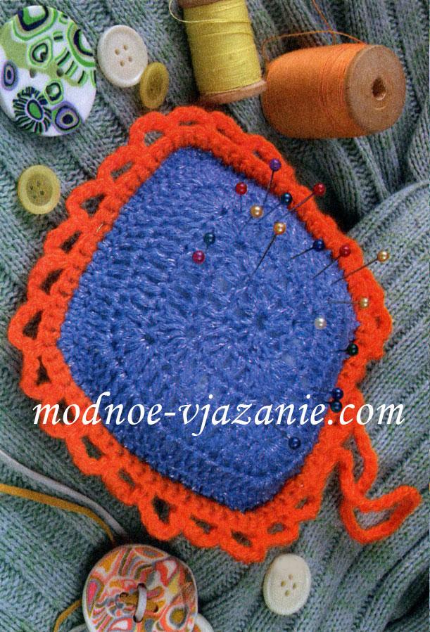 Крючок для тамбурного вязания 148